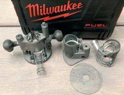 Milwaukee Милуоки M18 FTR аккумуляторный кромочный фрезер фрезерная машина базы основания совместимые