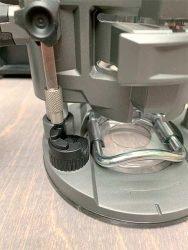 Milwaukee Милуоки M18 FTR аккумуляторный кромочный фрезер фрезерная машина ограничитель глубины погружения фрезы