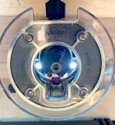 Milwaukee Милуоки M18 FTR аккумуляторный кромочный фрезер фрезерная машина светодиод освещение рабочая зона