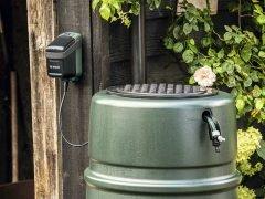 Bosch GardenPump 18 HomeMix Бош аккумуляторный насос резервуар дождевая вода помпа