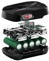 Bosch 18 В аккумулятор батарея система