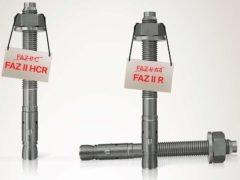 Fischer Фишер меняет маркировку крепежных систем из нержавеющей стали