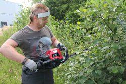 кусторез садовые ножницы для живой изгороди
