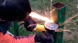 Тест Stanley SGM146 УШМ 150 мм болгарка углошлифовальная машина сетевая