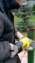 Тест Stanley SL209 УШМ 230 мм болгарка углошлифовальная машина сетевая