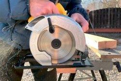 Stanley SC16 дисковая пила циркулярная циркулярка ручная сетевая