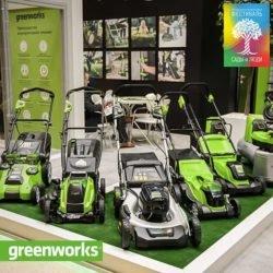 Greenworks Сады и люди
