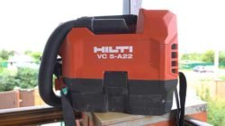аккумуляторный пылесос для сухой уборки Hilti VC 5-A22