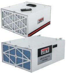Jet AFS-400 | AFS-1000 Системы фильтрации воздуха