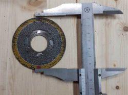 тест абразивных отрезных дисков кругов отзывы