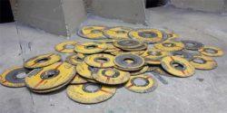 EDGE Klingspor тест отрезных кругов дисков