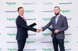 Schneider Electric Grundfos