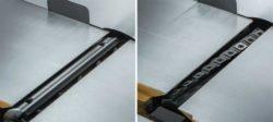 прямые ножи Helical