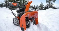Husqvarna Хускварна ST 224 снегоуборщик бензиновый снегоотбрасыватель