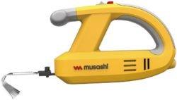 Musashi WE 750 машинка прополочная ручная аккумуляторная насадки