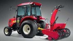 Caiman Kanso 33 навесной снегоотбрасыватель для трактора