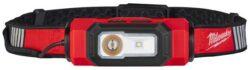 Налобный фонарь с зарядкой через USB Milwaukee L4HLVIS-201