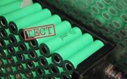 тест аккумуляторов Greenworks 40 В