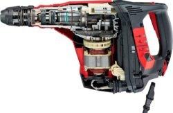 Hilti TE 70 ATC AVR перфоратор Хилти сетевой SDS Max новинка 2020 новый обзор