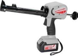 Интерскол ШПА-310/18 Аккумуляторный пистолет для герметика