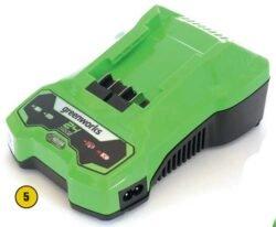 Зарядное устройство Greenworks