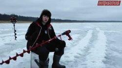 для бурения льда Аккумуляторный шуруповёрт