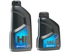 Husqvarna HP SAE 30 масла Хускварна моторные двигатель мотор садовая техника