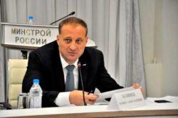 Выставка RosBuild 2021 Российская строительная неделя Леонид Казинец член бюро правления РСПП председатель Комиссии по строительству и жилищной политике