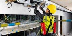 Экзоскелет Хилти Hilti EXO O1 поддерживающее устройство Ottobock Industrials