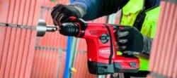 Аккумуляторный перфоратор Хилти Hilti TE 6 A22 инструмент профессиональный электромонтажные работы