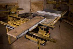 Подвижный стол каретка Powermatic РМ3000В циркулярный станок стационарные дисковые пилы ИТА СПб