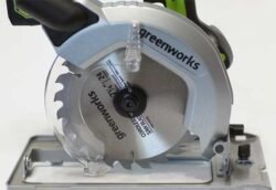 Greenworks GD24CS Аккумуляторная дисковая пила