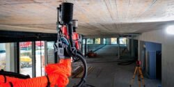 Hilti Jaibot строительный робот Хилти технология BIM новинка 2020 новый