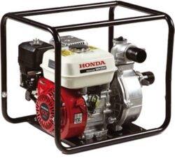 Honda WH 20 XT высоконапорная