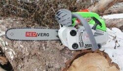 Redverg RD-SC25–12 Цепная бензопила