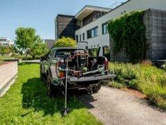 Metabo Метабо аккумуляторная садовая техника газонокосилка косы ножницы воздуходувка опрыскиватель новинки 2021