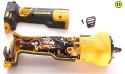 DCG409NT-XJ цена аккумулятор