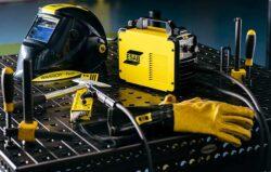 ESAB ЭСАБ расширяет ассортимент продукция DIY Handy Arc 162i Rogue ES 180i OK GoldRox сварочный источник аппарат электрод универсальные рутиловые