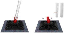 Фишер Fischer FFRBH кровельные опоры конструкции требующие компенсация уклон