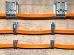 Fischer SHA M Фишер металлические кабельные замки крепление вариант