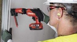 Хилти Hilti SD 5000 A22 M 2 аккумуляторный шуруповерт магазин шуруп жесткая лента