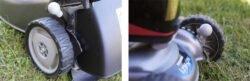 Honda HRG466XB аккумуляторная газонокосилка
