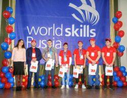 WorldSkills Russia 2021 3М