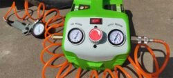 компрессор аккумуляторный тест отзывы