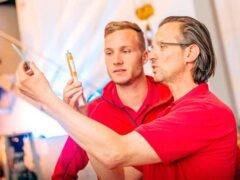 Разработка крепежные решения Fischer дюбель анкер Фишер идея воплощение