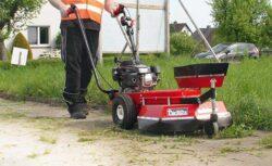 Машина для чистки плитки и брусчатки Tielbuerger TW50X
